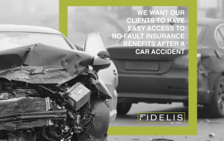 No fault insurance car accident - We want our clients to have easy access to no-fault insurance benefits after a car accident