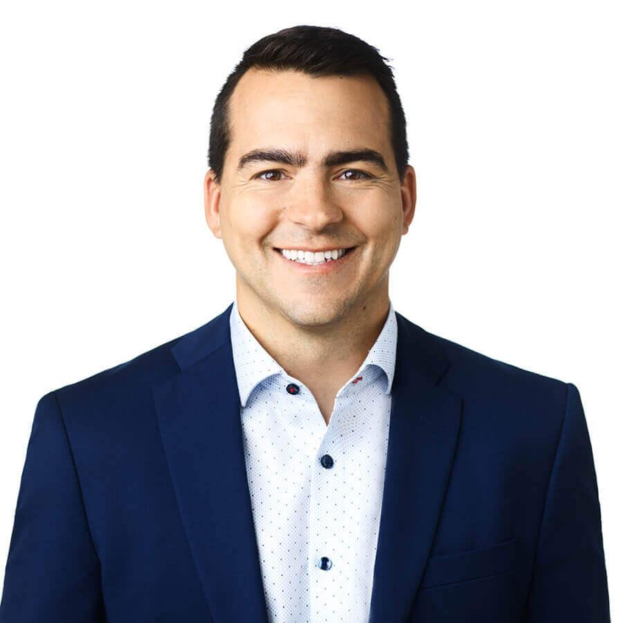 Justin Robichaud, Fidelis Law/Droit Partner