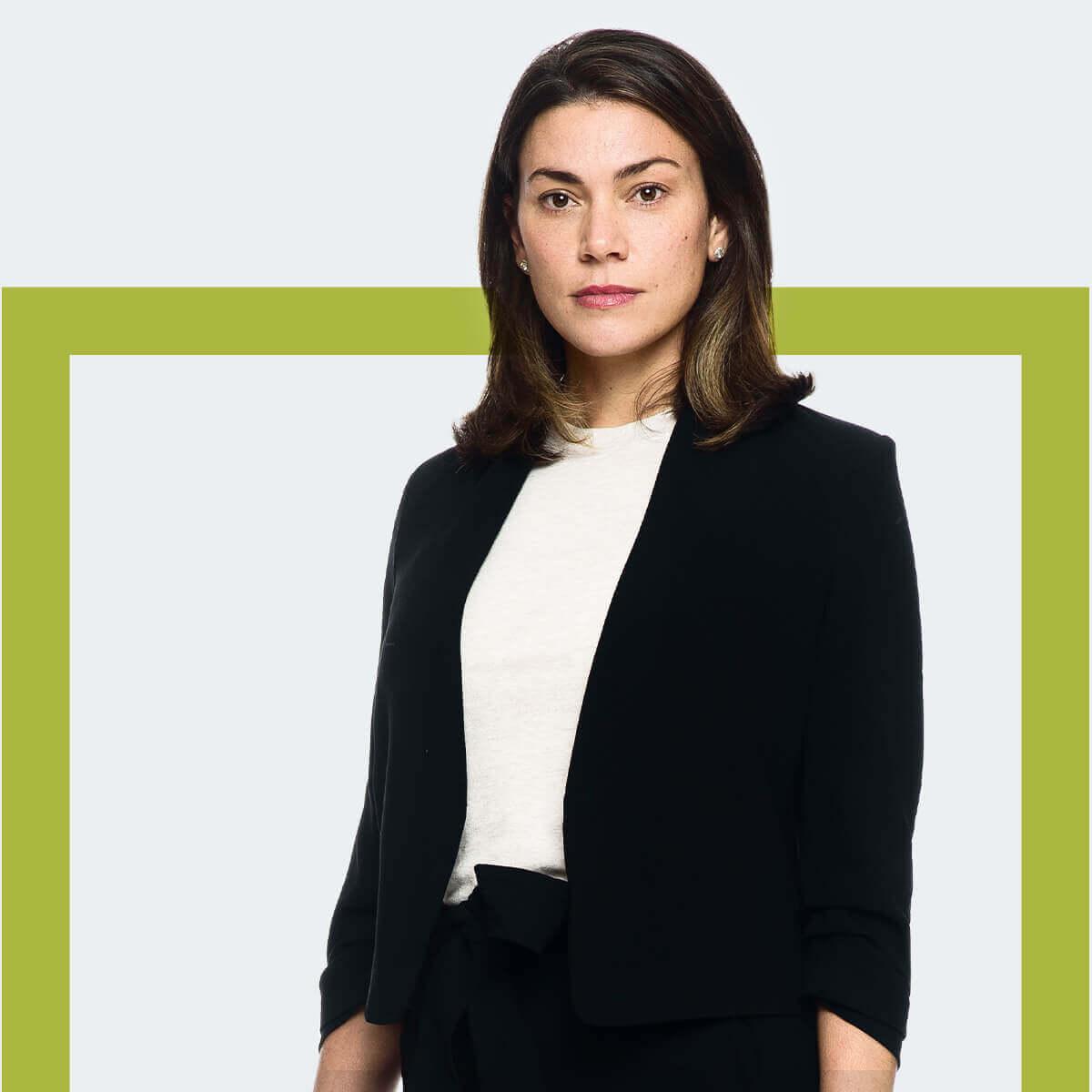 Elsa Wedge, chargée de dossier chez Fidelis Law Droit