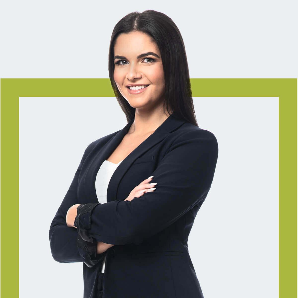Jocelyne Bourque, technicienne juridique chez Fidelis Law Droit