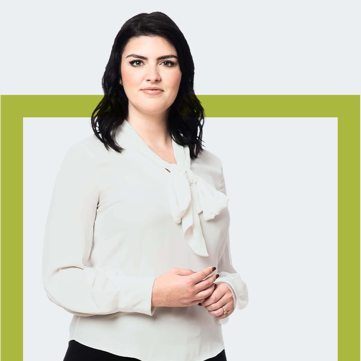 Marie-Eve Nowlan, stagiaire en droit chez Fidelis Law Droit