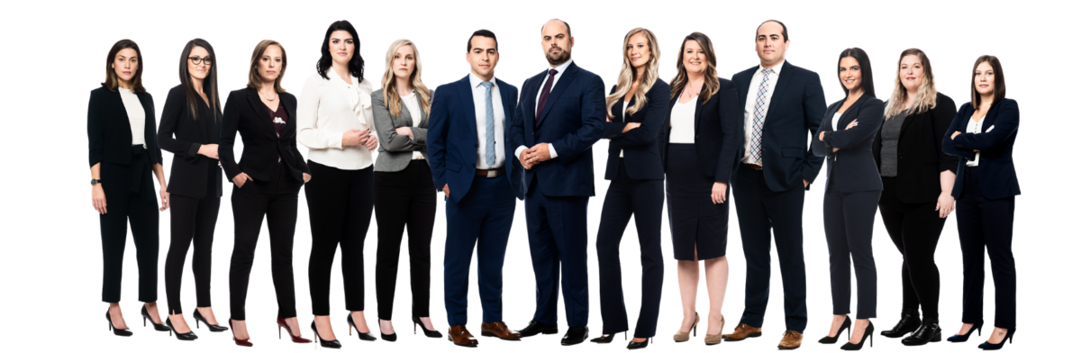 Équipe Fidelis Law Droit