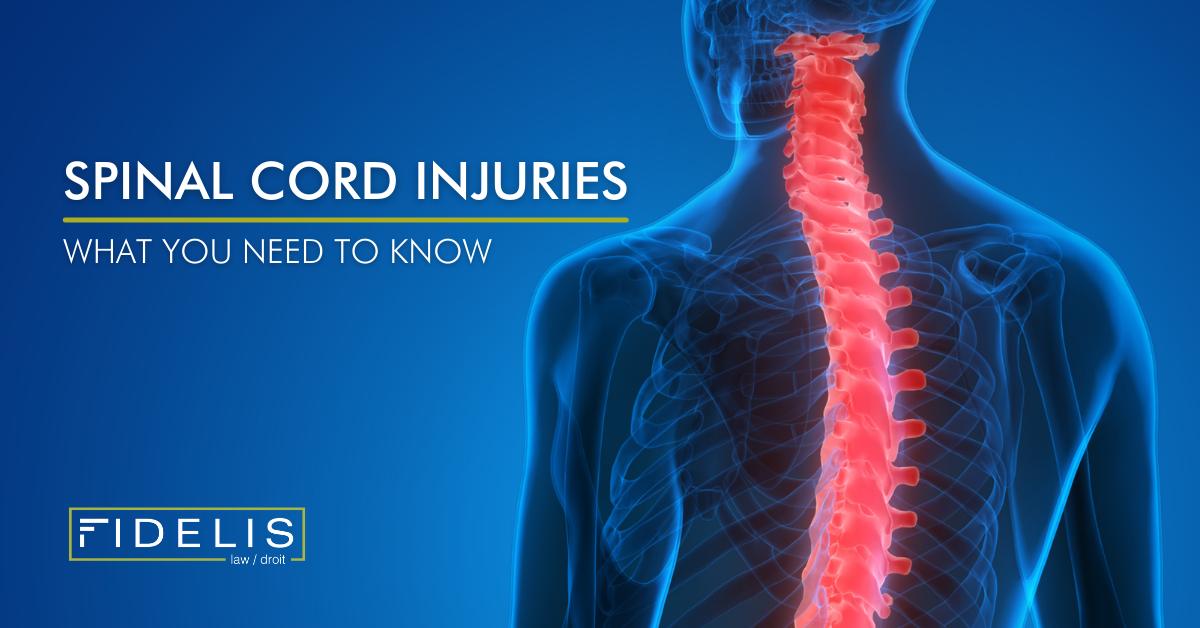 spinal cord injuries